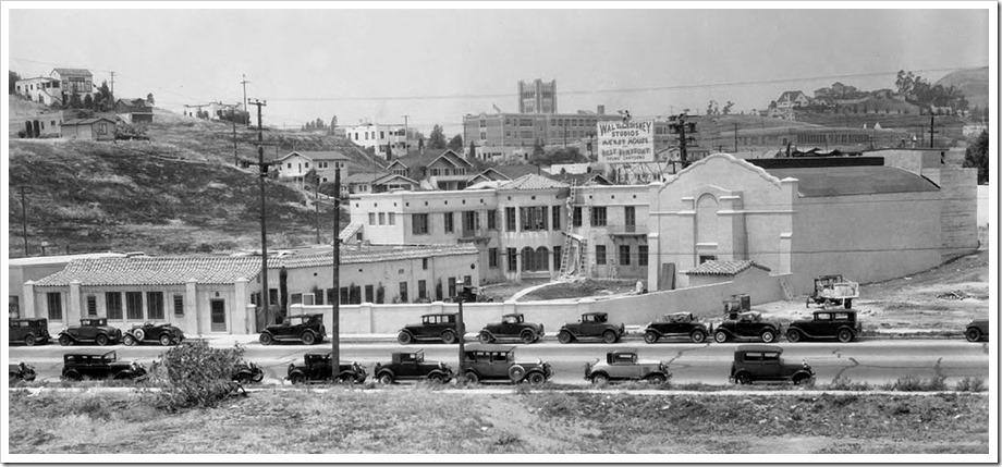 Walt Disney Studios, Spring 1931 - FindingWalt.com