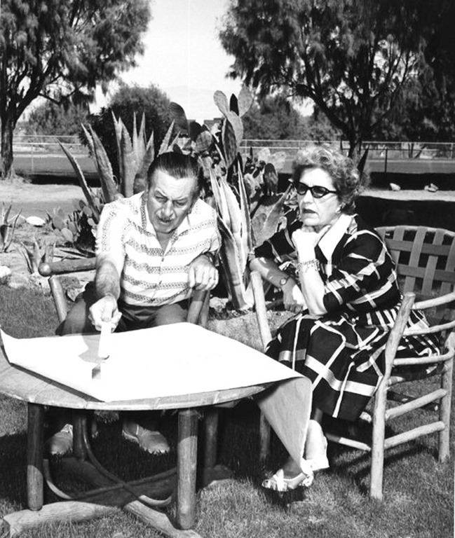 Walt Disney S Palm Springs Home Findingwalt Com