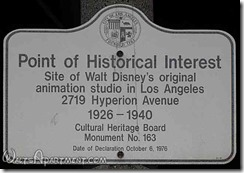 Point of Historical Interest - FindingWalt.com