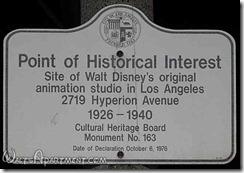 Point of Historical Interest - FindingWalt.com