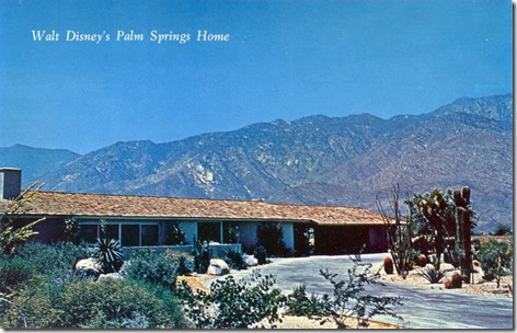 Walt Disney's Palm Springs home - FindingWalt.com